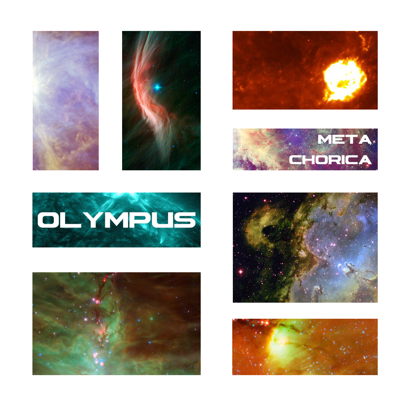 Metachorica – Olympus – OUT NOW!