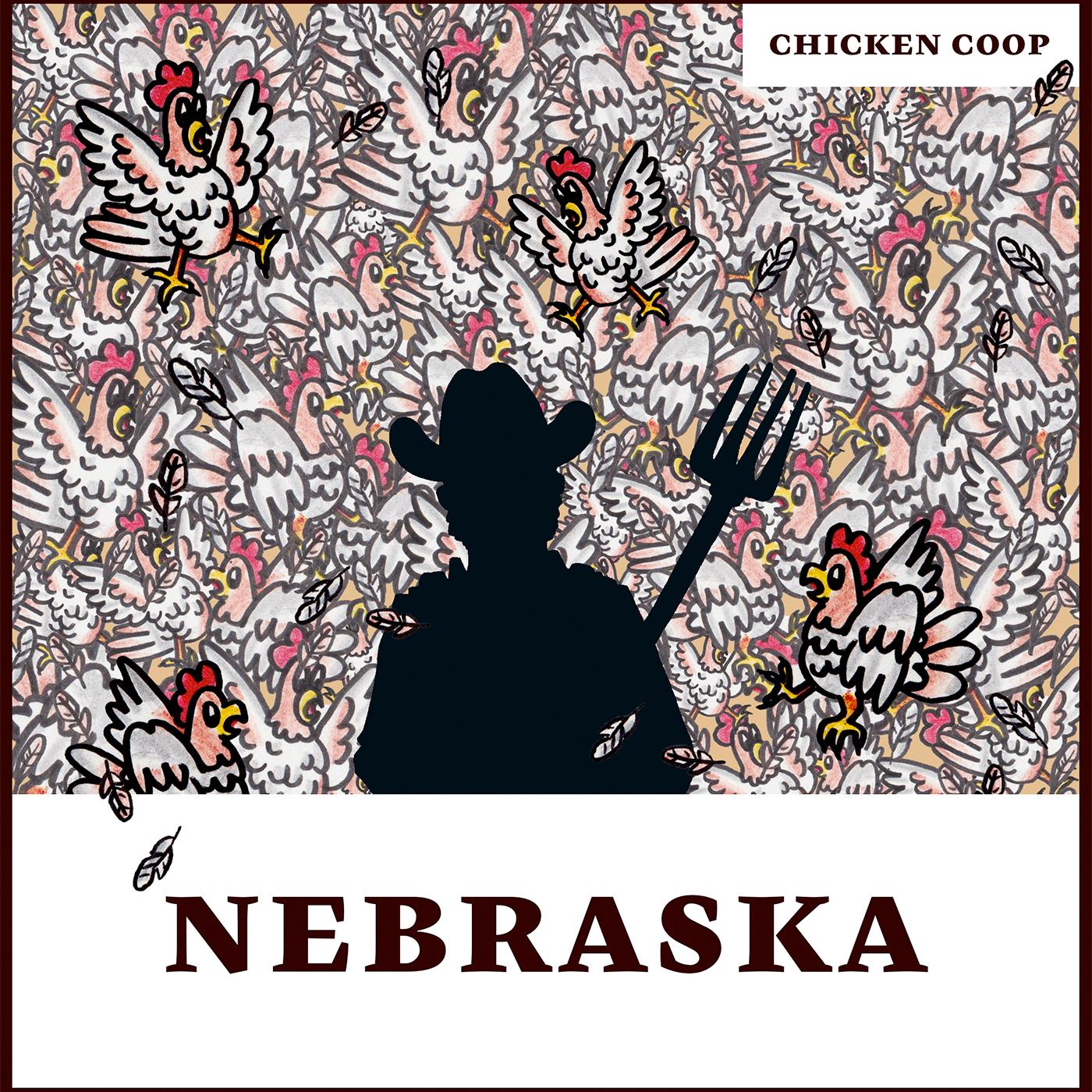 Nebraska – Chicken Coop